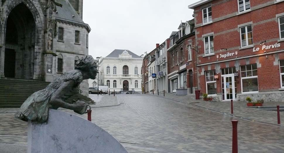 Coeur de ville de Walcourt